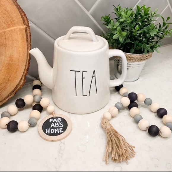 Rae Dunn Tea Teapot